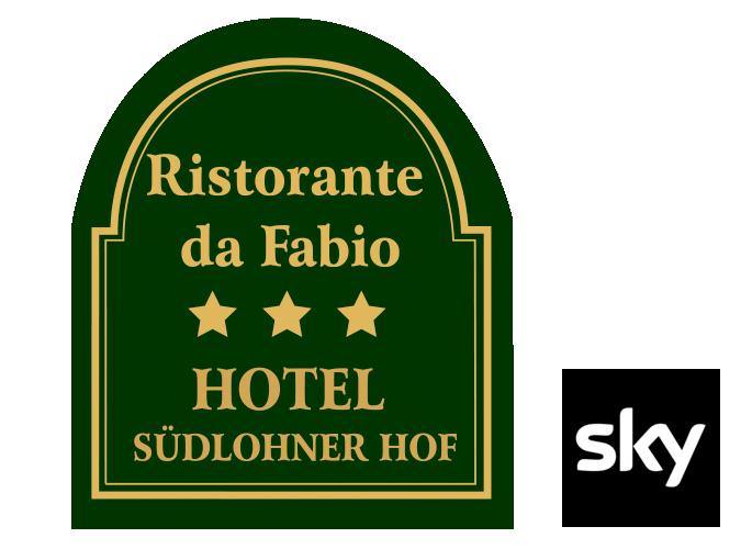 Hotel Südlohner Hof, Ristorante da Fabio, Südlohn